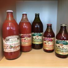 Tomato sauce, also bio - Italian 100%