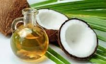 pure organic crude coconut oil