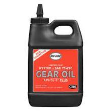 heavy duty gear oil