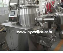 High Speed Mixing  Granulating   Machine