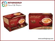 AnTháiCafé Instant Coffee Mix 3 in 1