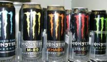 Monster Reha Drink