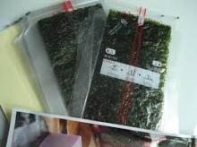 onigiri sheets seaweeds