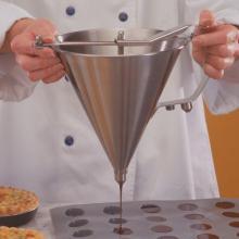 bakery pastry funnel/cake batter dispenser/chocolate filler