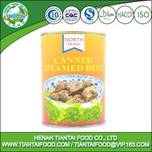 halal meat argentina canned steamed beef