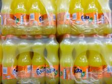 Fanta Orange Bottles (UK) 500ml