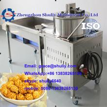 Popcorn machine commercial kettle popcorn machine/ caramel popcorn machine/ popcorn making machine