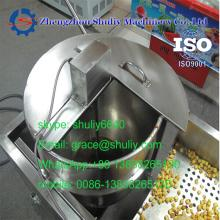Kettle sweet caramel popcorn machine/ popcorn making machine