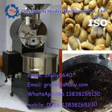 China Manufacturer coffee roaster/Red coffee roasting machine for home and shop use/coffee bean roas