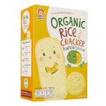 Baby Rice Cracker Baby Snacks (OEM Available)