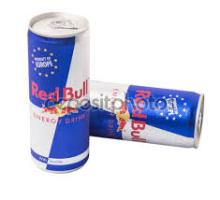 Red bull energy drink.,/