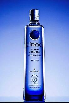 Ciroc Blue Frost Vodka 0.70cl