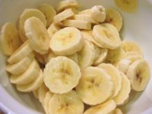 Organic Freeze Dried Organic  Banana