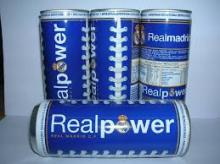 Realpower Energy Drink for sale