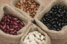 Wholesale Dry Beans Light Speckled Kidney Beans