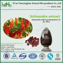 Schisandra chinensis P.E.