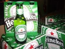 Premium Heineken Beer in Cans and Bottles