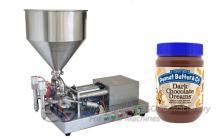 Semi   Automatic  Cream Paste Filling Machine