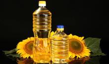 Sunflower oil crude/refined