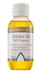 organic natural jojoba oil