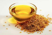 Organic Flax Seed Oil / organic linseed/flax seed oil seeds