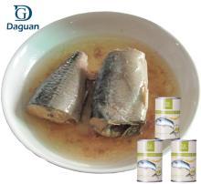 425g*24 Canned Mackerel in Oil, Mackerel Canned, Mackerel Tin Fish