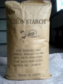 Organic Corn Starch Manufacturers In China/Corn Starch Price