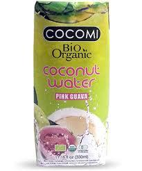 ORGANIC COCONUT WATER UHT - COMPETITIVE PRICE
