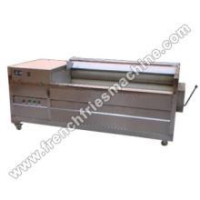 Brush Potato Washing and Peeling Machine Manufacturer