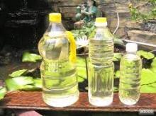 soya bean oil ready for sale