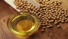 EDIBLE OILS soya bean oil