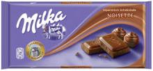 Milka Chocolate 100g All Flavours