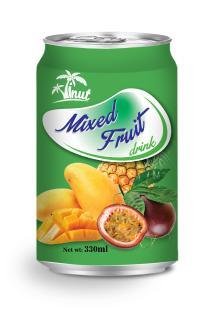 330ml Mixed Fruit Juice