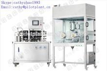 YC-02 model milk juice uht sterilizer machine