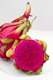 Red dragon fruit puree(frozen)