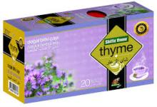 Natural Thyme Tea Herbal Tea Sachet Bag
