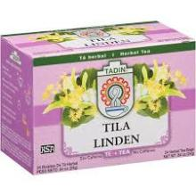 Herbal Linden Tea Bag Sachet Linden