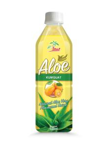 500ml Kumquat Aloe Drink