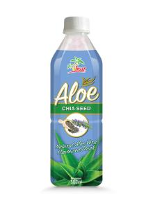 500ml Chia seed Aloe Drink