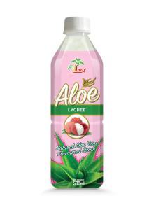 500ml Lychee Aloe Drink
