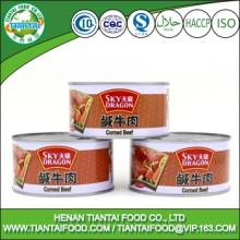 new premium organic high quality canned corned beef