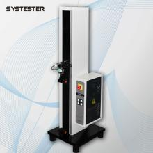 Universal tensile testing machine from 5N to 1500N for strength evaluation of packaging materials