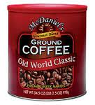 McDaniels Instant Coffee for sale