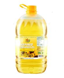 Refined Sunflower Oil in 1L 2L 3L 4L 5L
