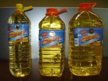 EU Certified Refined Sunflower Oil
