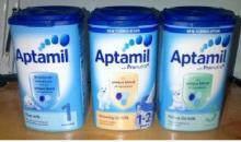 Original German Aptamil 2 mit Pronutra Folgemilch 800g available for sale