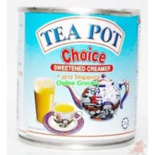 Tea Pot Choice Sweetened Condensed Milk ( Full Cream) - in Tin