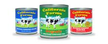 Wholesale California farm sweetened condensed milk