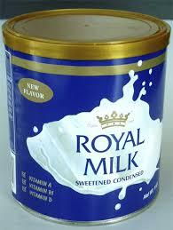 Royal Milk Sweetened Condensed Milk For Sale
