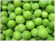 quick frozen green peas